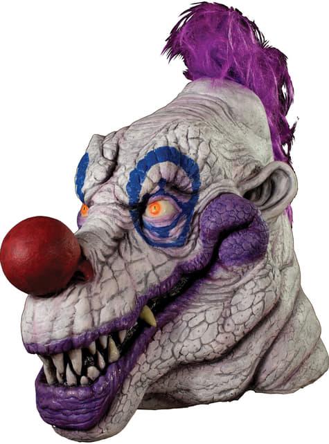 Máscara de Klownzilla Killer Klowns From Outer Space - para tu disfraz