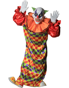 Disfraz de Giggles Clown Deluxe