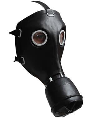 Latexová maska plynová GP 5 černá