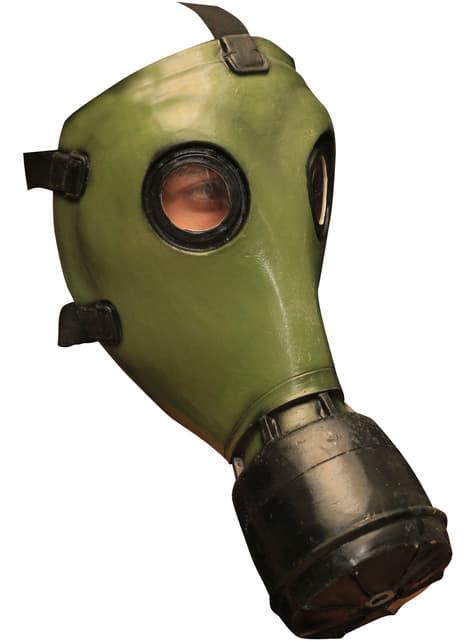 Πράσινη μάσκα αερίου GP 5 αερίου