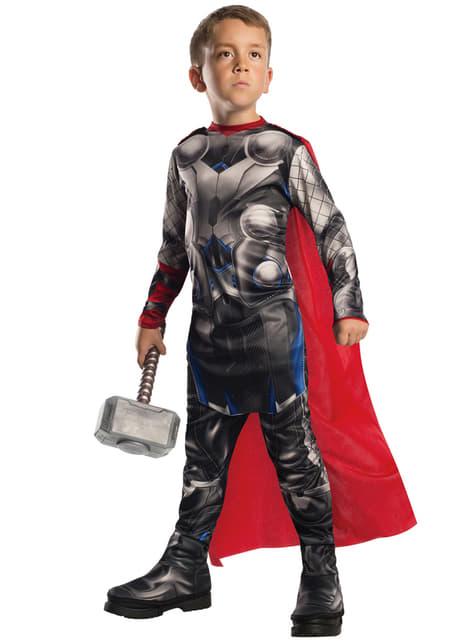 Disfraz de Thor Classic Los Vengadores II La Era de Ultrón para niño - infantil