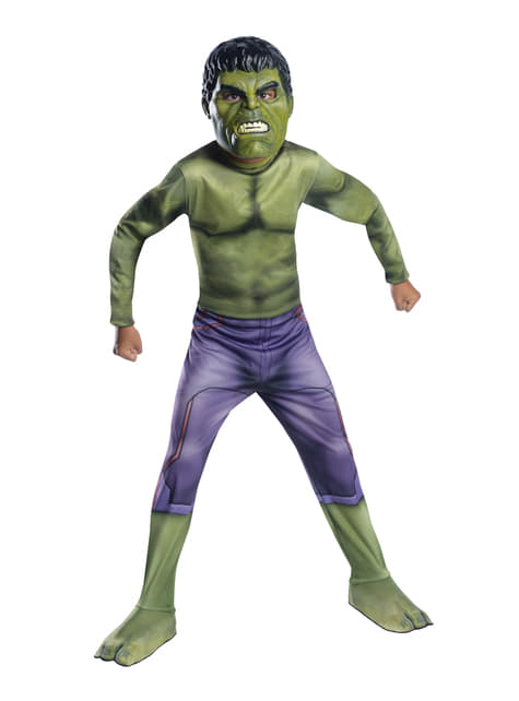 Avengers Age of Ultron Hulk costume for a child