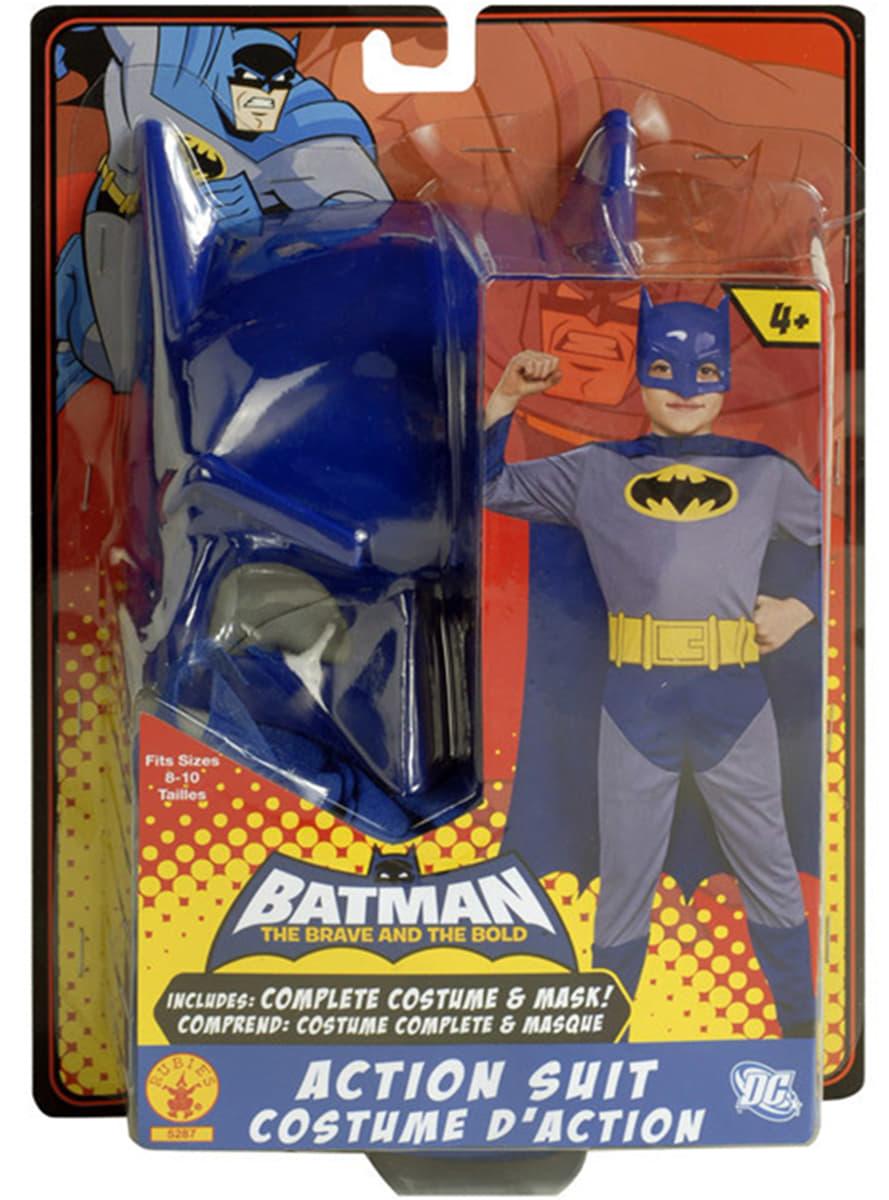 costume batman the brave and the bold enfant funidelia. Black Bedroom Furniture Sets. Home Design Ideas