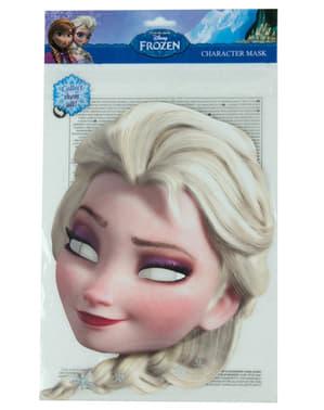 Dívčí maska Elsa Ledové království