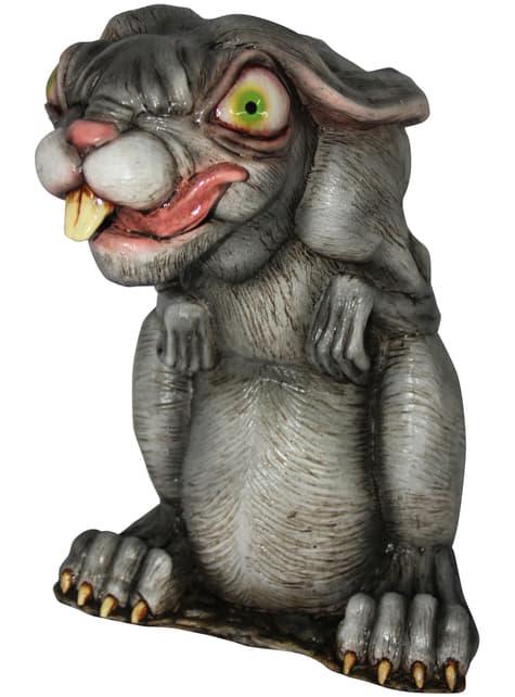 Figura Mad Bunny de látex