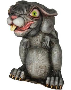 Latexová figurka šílený králík