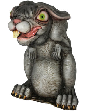 Mad Bunny Figur aus Latex