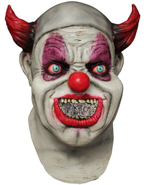 Digital maskMaggot Clown Mouth latex