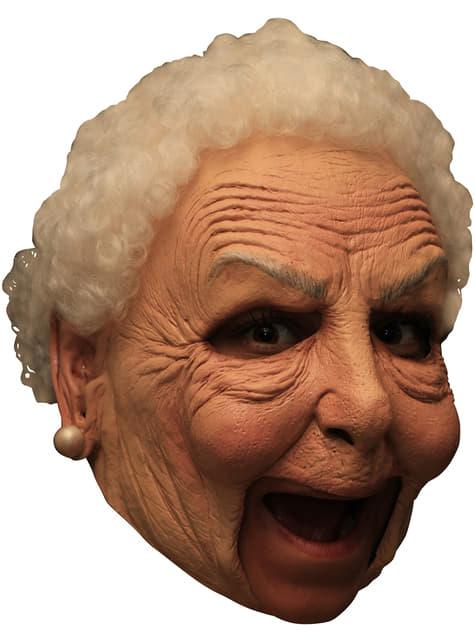 Nany Deluxe μάσκα λατέξ