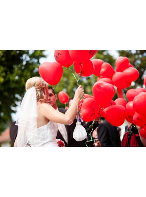 Bolsita de raso para novia - para tus fiestas