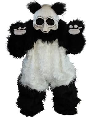 Angstaanjagende Panda Kostuum