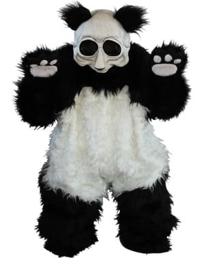 Costum de Panda sinistru