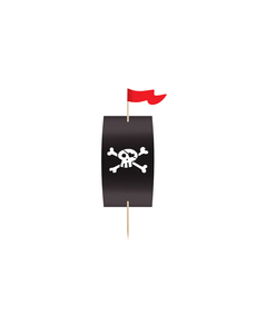 Pirate accessories and costumes: hats, eye patches… | Funidelia