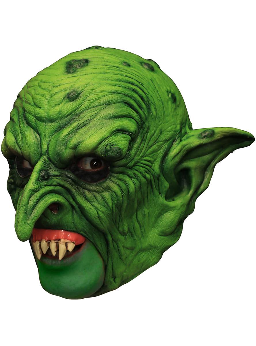 Goblin Maske Aus Latex Fr Kostm Funidelia