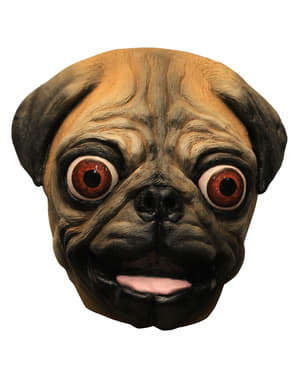 Carlino koira naamio lateksista