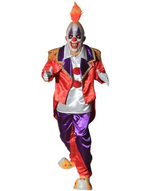 Fato Ringmaster Clown Deluxe