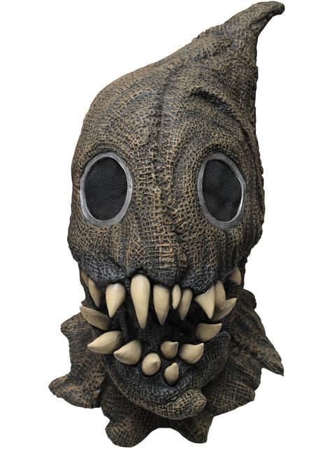 Máscara Sack Monster de látex