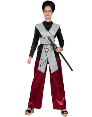 Samurai Costume for Women