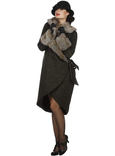20er Jahre Mantel für Damen