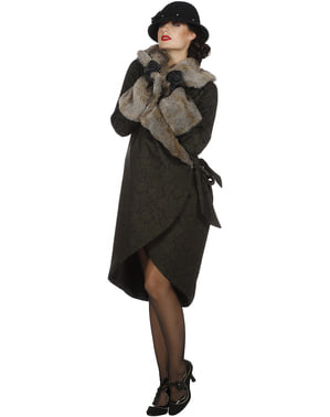 Costume da dama elegante anni 20 da donna