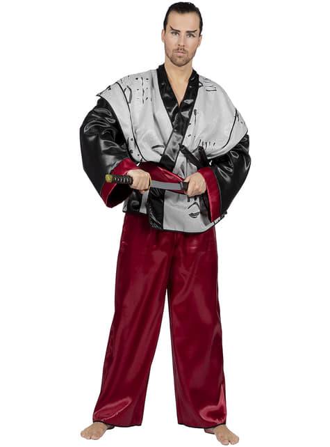 Samurai-asu miehille
