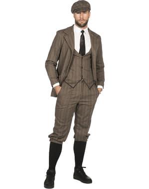 Jachetă de mafiot irlandez pentru bărbat