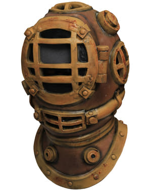 Swimming Fish Scuba maske