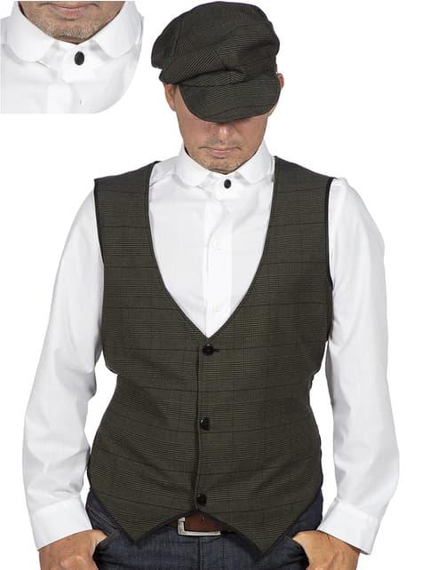 Camisa de mafioso irlandés para hombre - original