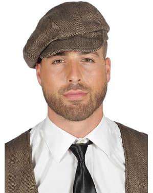 Ирландска гангстерска шапка за мъже