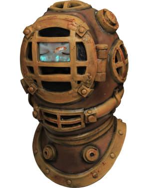 Digital Dykkermaske Svømmende Fisk