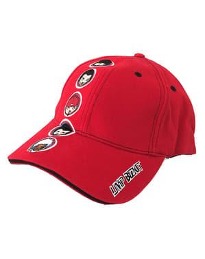 כובע אדום לימפ ביזקיט