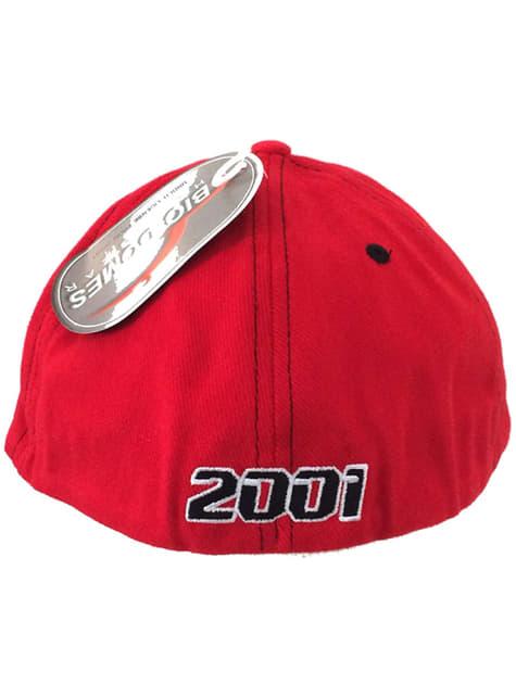 Gorra de Limp Bizkit roja - barato