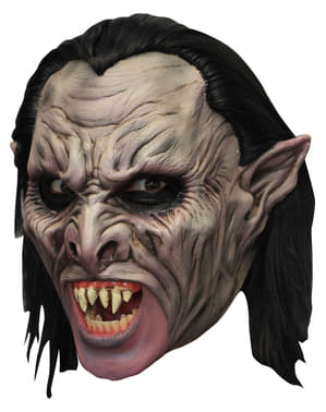 Deluxe Vamp latex mask