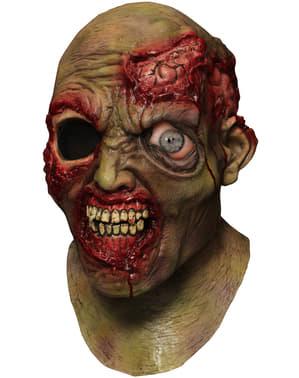 Masker van latex digitaal Wandering Eye Zombie
