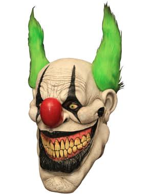 Zippo latexová maska klauna