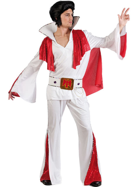 Disfraz de Elvis Legends para hombre