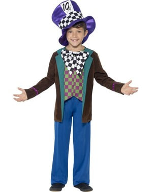 Boys Hatter Costume
