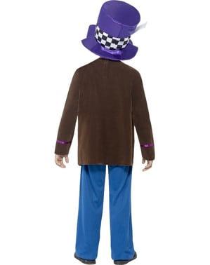 Disfraz de sombrerero para niño