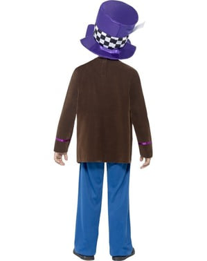 Hattmakaren Maskeraddräkt Barn