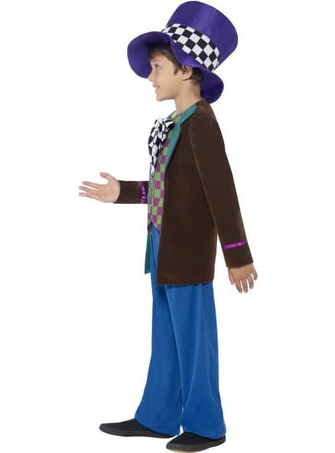 Disfraz de sombrerero para niño - original