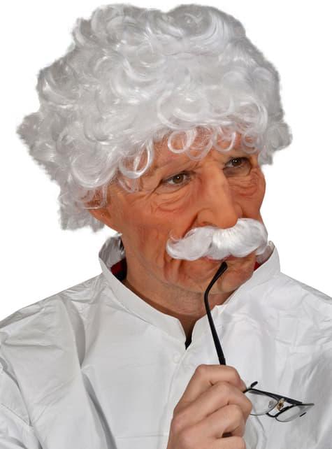 Máscara Einstein Smart Ass de látex
