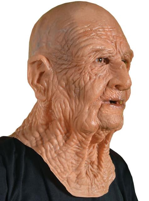 Máscara Viejo DOA de látex