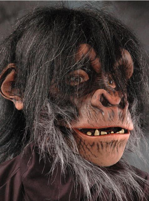 Maska lateksowa szympans Super Action