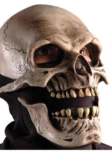Máscara Death Skull de látex