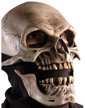 Смъртоносна череп латекс маска