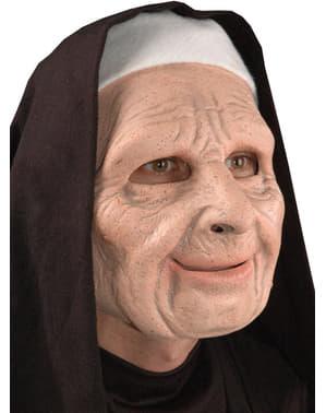 Maska lateksowa Zakonnica Miasto złodziei