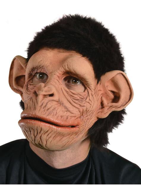 Máscara Monkey Monkey de látex