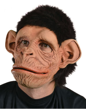 Maschera Monkey Monkey in lattice