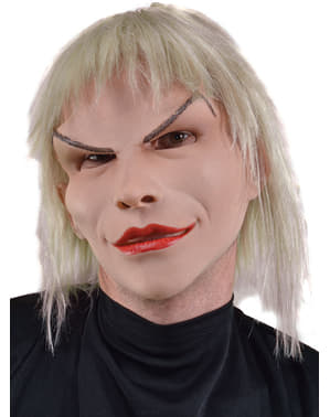 Maska lateksowa diabelska bitch