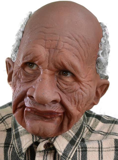 African Grandad Mask
